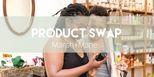 Product Swap at Marsh + Mane