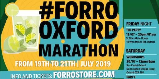 Brazilian Oxford Forro Dance Festival