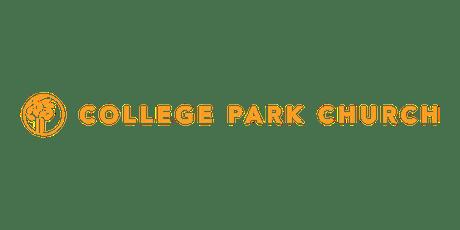 College Park Church Weekender 2020 tickets
