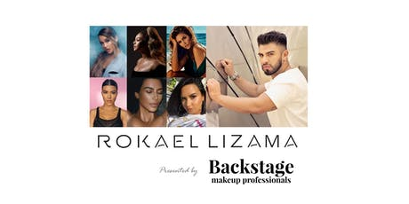 Celebrity Makeup Artist Rokael Lizama Master Class in DALLAS tickets