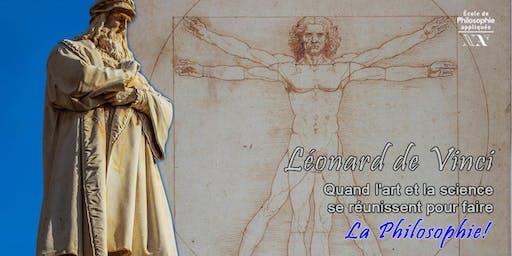 500ième de Lénoard de Vinci