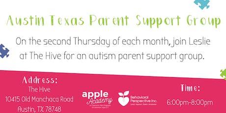 Austin Texas Autism Parent Support Group tickets