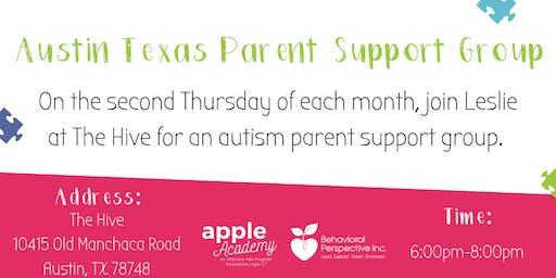 Austin Texas Autism Parent Support Group