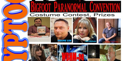 Cryptocon Paranormal/ Bigfoot Convention