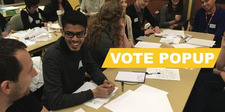Engaging Democracy in Communities: Vote PopUp Training (Calgary) tickets