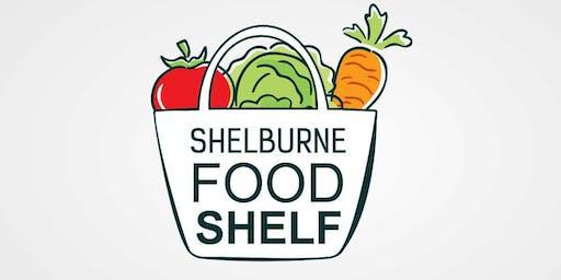 2019 Annual Shelburne Food Shelf Meeting