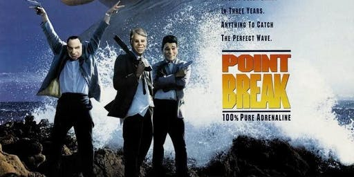 Surf Sunday-Point Break Film Screening Event