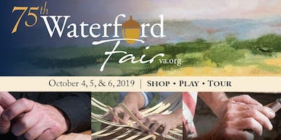 75th Waterford Fair - celebrating all things #madebyhand!