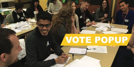 Engaging Democracy in Communities: Vote PopUp Training (Edmonton) tickets