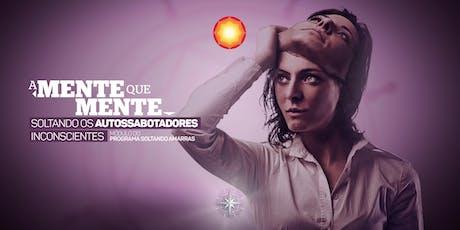 A MENTE QUE MENTE / Belo Horizonte-MG/ Brasil ingressos