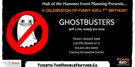 Ghostbusters | Live Comedy Pre-Show tickets