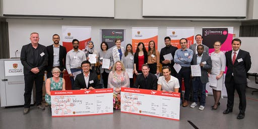 Falling Walls Lab UCalgary Semi-Finals Pitch Event