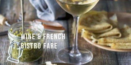 Wine & French Bistro Fare  tickets