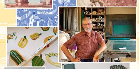 Lecture: Art of Wallpaper Design | Exploring Edgar Miller's Decorative Arts tickets
