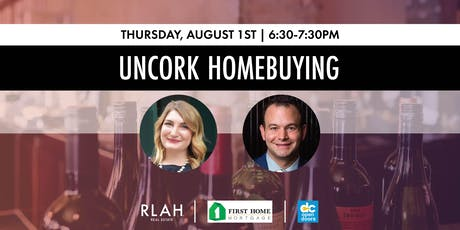 Wine Down: Uncork the Homebuying Process! tickets