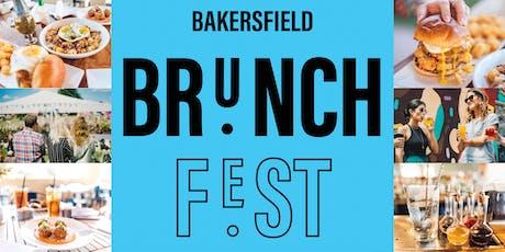 Bakersfield Brunch Fest 2019 tickets