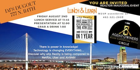 Lunch & Learn... Get Free with EXP! tickets