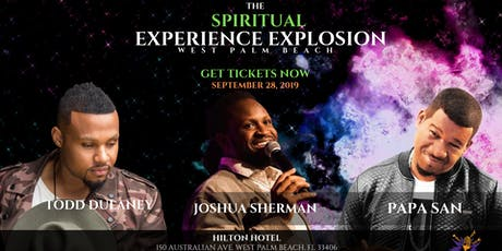 Spiritual Experience Explosion tickets