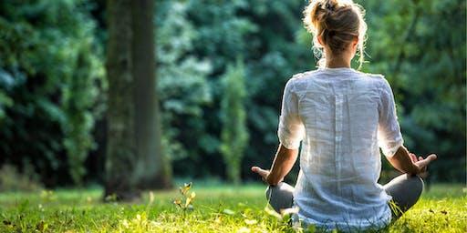 Seasonal Outdoor Meditation