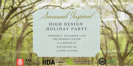 High Design Holiday Party 2019 tickets