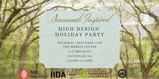 High Design Holiday Party 2019