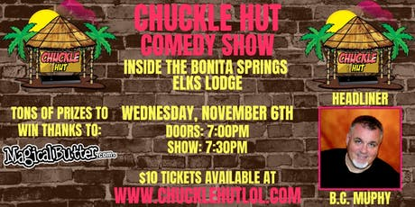 Chuckle Hut Comedy Show - Bonita Springs tickets