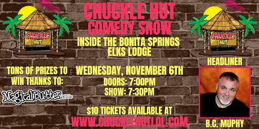 Chuckle Hut Comedy Show - Bonita Springs
