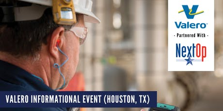 Valero Informational Event  For Military Veterans (Houston, TX) tickets