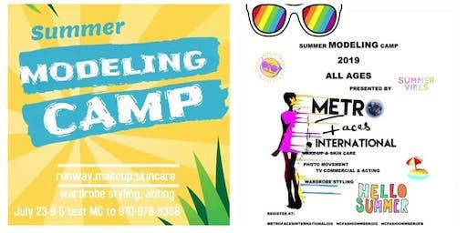 Summer Modeling Camp