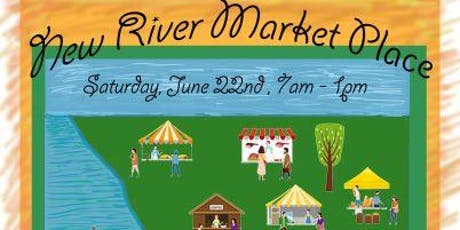 New River Marketplace tickets