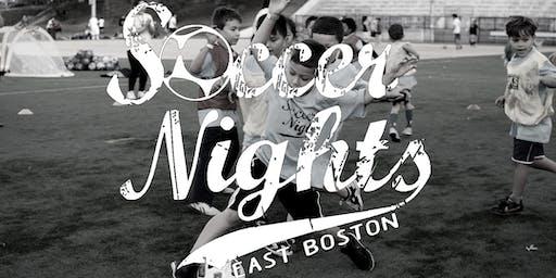 Soccer Nights- East Boston