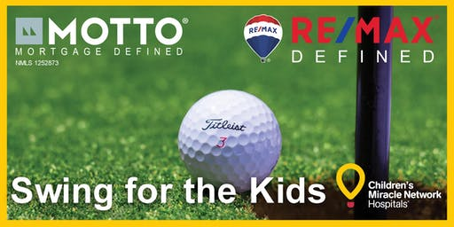 2nd Annual Swing for the Kids