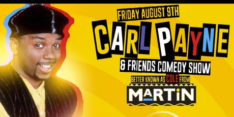 Carl Payne  Aka COLE  And  Friends  tickets
