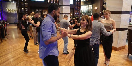 How to Dance Merengue. Course for Total Beginners. 08/25 tickets