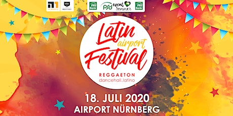 Latin Airport Festival 2020 | Open Air mit DADDY YANKEE live! Tickets