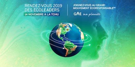 RENDEZ-VOUS DES ÉCOLEADERS 2019 billets