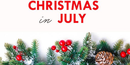Twelve Extraordinary Meetings # 10 - Christmas In July