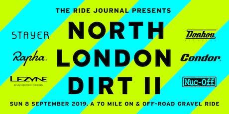 North London Dirt II tickets