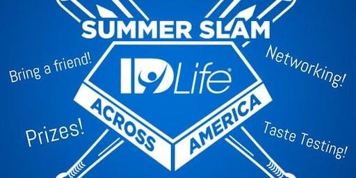 IDLife Summer Slam Manassas, VA!