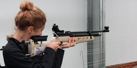 Introduction to Target Shooting in Richmond Saturday 31 August tickets
