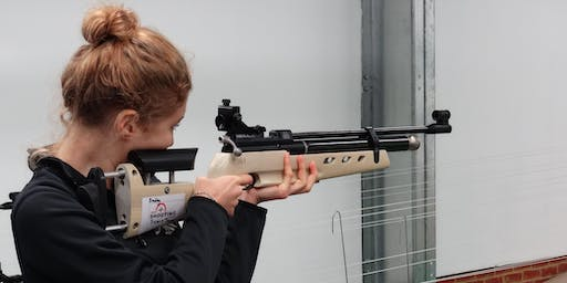 Introduction to Target Shooting in Richmond Saturday 31 August