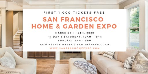 San Francisco Home & Garden Expo