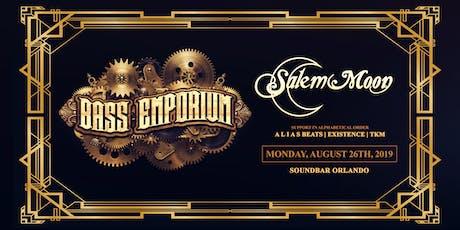 The Bass Emporium Presents Salem Moon tickets