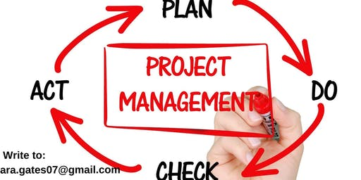 PMP (Project Management) Certification Training in Anderson, CA