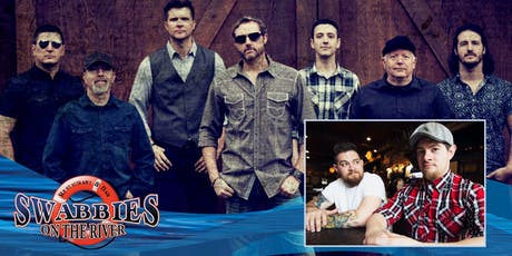 3rd Sunday Country w/ The Cripple Creek Band & Friends - Live at Swabbies tickets