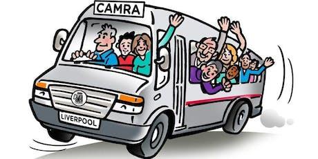 LocAle minibus trip to Parker Brewery tickets