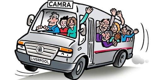 LocAle minibus trip to Parker Brewery