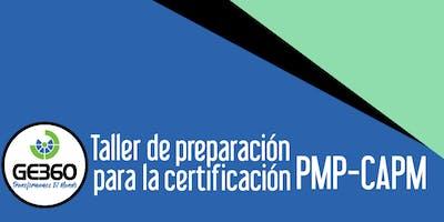 Taller de Preparación para la Certificación PMP/CAPM