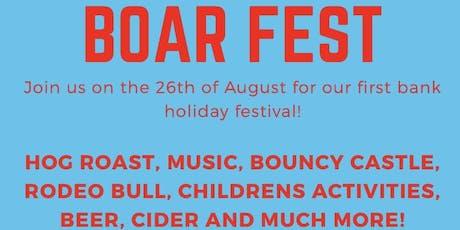 Boar Fest tickets