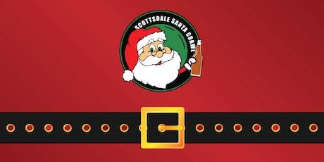 Scottsdale Santa Crawl in Old Town! - A Holiday Themed Bar Crawl! tickets